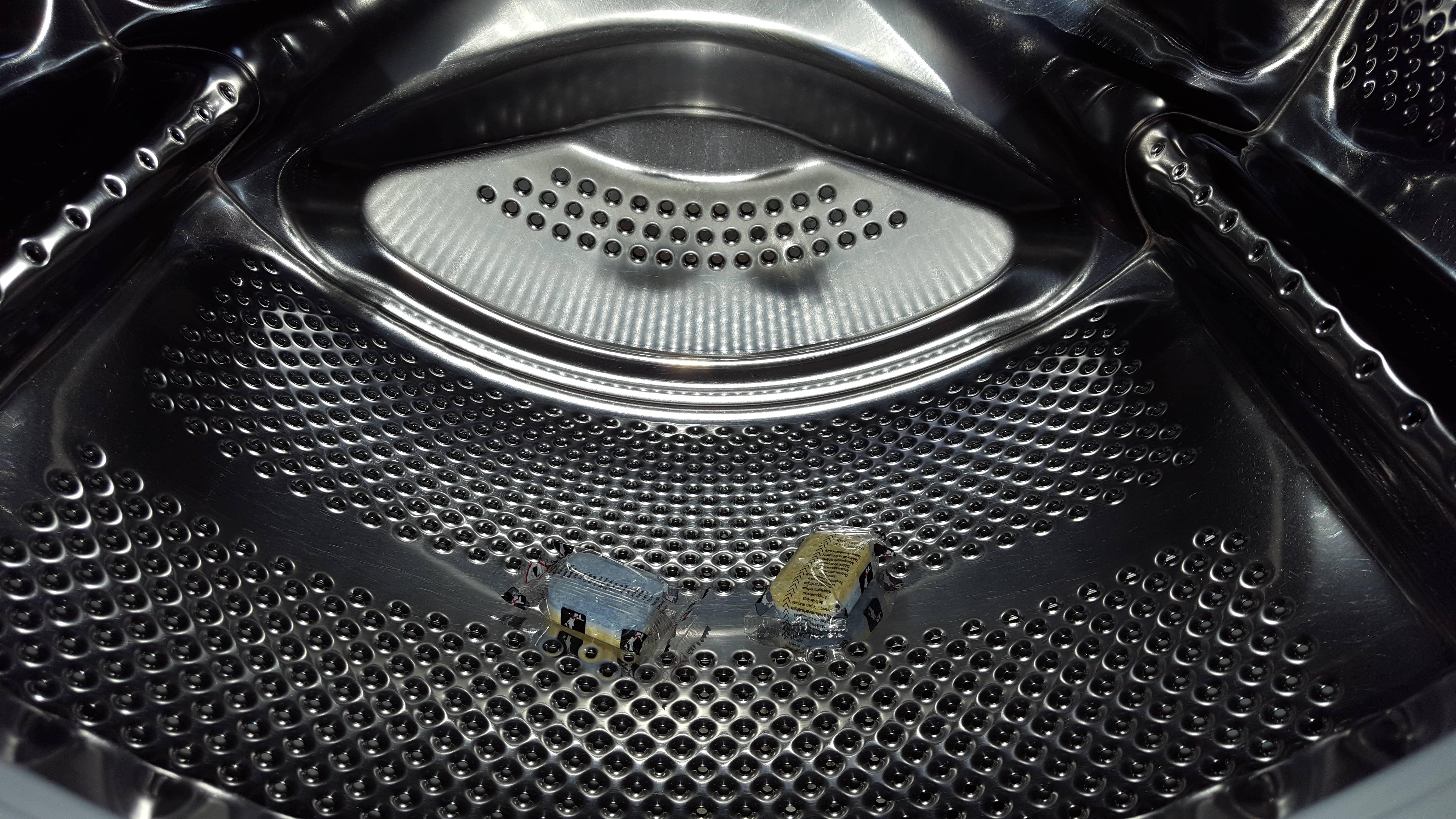 h h sp lmaschinentabs in der waschmaschine dieser trick. Black Bedroom Furniture Sets. Home Design Ideas
