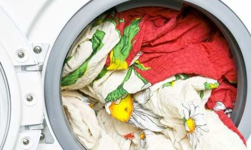 wie voll waschmaschine