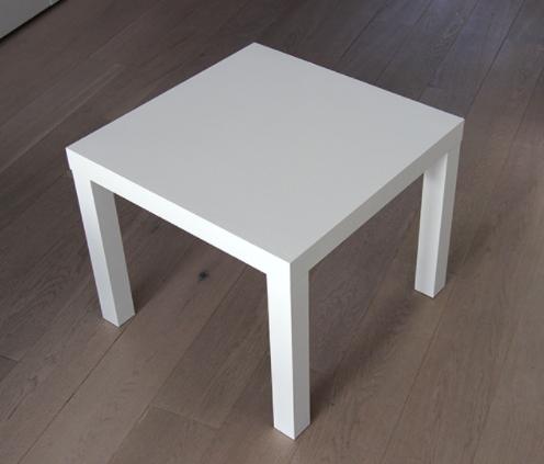 Jeder kennt diesen lack tisch von ikea aber wusstest du for Ikea tisch lack