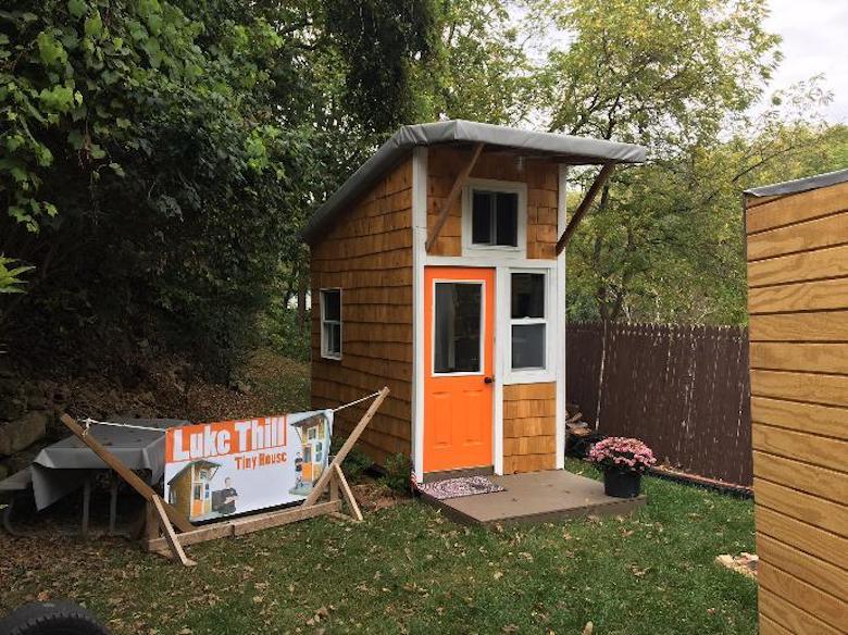 beeindruckender 13 j hriger junge baut eigenes 39 tiny house 39 die inneneinrichtung ist wirklich. Black Bedroom Furniture Sets. Home Design Ideas