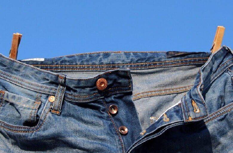7d808c90c326e0 Wie oft wäschst du deine Jeans? Eigentlich gehört sie nur so oft in ...